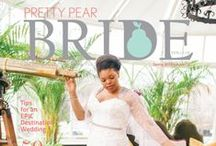 Pretty Pear Bride News / News for Pretty Pear Bride. The World's First Magazine for Plus Size Brides / by Pretty Pear Bride® | Plus Size Bridal Magazine