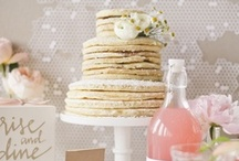 Bridal Shower Ideas / Ideas for your bridal shower / by Pretty Pear Bride® | Plus Size Bridal Magazine