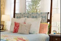 Bedrooms / by Amy Thomas