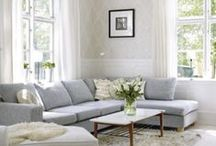 Living Rooms / by Amy Thomas