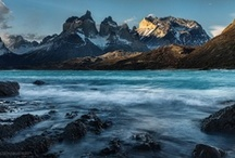 ♔ Los Cuernos, Torres del Paine National Park