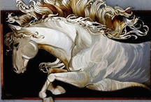 Horse Art / by Susan Torregrossa