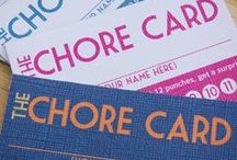 Chore Charts  / by Valerie Occhipinti