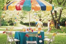Carnival Theme Birthday Party / by Mobella Events