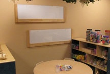 class spaces display places / Looking for inspiration for displaying children's work and activity documentation in your classroom? Start here!