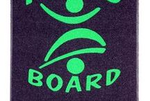 Gadgets / Find all Indo Board Accessories at http://indoboard.com/catalog/accessories :-) Georgette