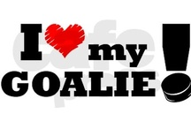 Hockey ain't just a game it's a way of life... I like goalies :-)