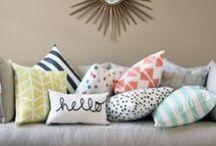 Living Room Ideas / by Stephanie Liu