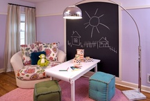Playroom Design Ideas / by Valerie Occhipinti