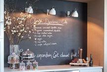 Chalk Boards / by Lisa Granados