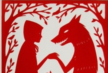 Angela Carter / Book covers and images inspired by the works and life of Angela Carter