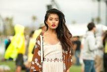 Festival Season / Who's ready for festival season? / by Stephanie Liu