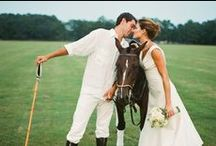 Polo Themed Wedding / Inspiration for Mobella Events. www.MobellaEvents.com