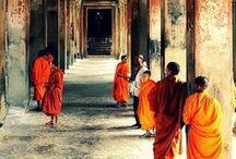 Angkor Wat - Cambodia / Places I've traveled to: Angkor Wat, Cambodia