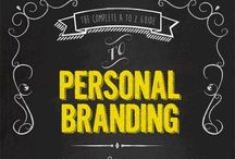 Personal Brand Basics / Awesome tips to build an effective personal brand from branding experts.