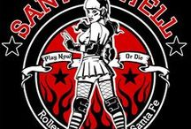 Roller Derby Girl / GIRLS, GET YOUR MOXIE ON!!!  / by amy countrygirl