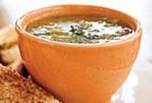 January's 31 Days of Soups & Stews / Come January, nothing is more welcome, nourishing, comforting and restorative than a nice, hot bowl of soup or stew.