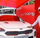 Kia Sports / Kia sponsors professional sport and athletes around the globe and engages fans through a variety of live and social media activities.