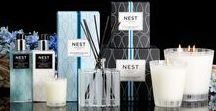Ocean Mist & Sea Salt Home Fragrance Collection / SUMMERY   The refreshing essence of a gentle ocean mist is combined with hints of sea salt, white tea and coconut.