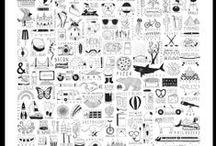 Illustration and design