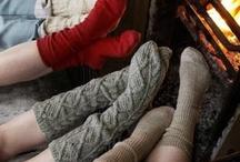 wool and hot chocolate addict