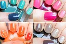 Colors and nails / Manicure / by Yaridelis ツ