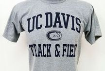 Athletic Team Sportswear / Did you play a team sport for UC Davis? Show your Aggie Pride!