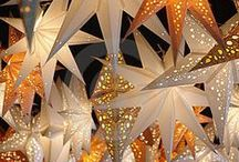 Lululemon GSO Showroom Holiday 2013 / 'It's all in the stars' / by Holli Keeler