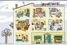 Unidad: La casa / Para mi clase de español