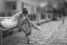 # B a l l e t / The Ballet is the closest to the beauty I've met in recent years, after my girls, of course! El Ballet es lo más parecido a la belleza que he conocido estos últimos años, después de mis hijas, claro!