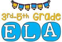 3rd-5th Grade ELA