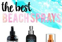 Beach Hair Essentials / Don't hit the beach without these haircare must-haves.