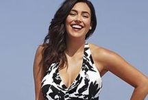 Shortinis For All / Shortinis swimwear are sporty-casual, yet stylish and ultimately flattering. With a shortini from swimsuitsforall, you'll find all the comfort and coverage you need for a perfect day at the beach. / by swimsuitsforall