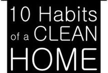 Cleaning Tips  / I dream of a clean and organized home, don't you? Well, these cleaning tips are the best around and will help you spend less time cleaning and more time having fun!