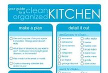 Cleaning Schedule  / If you're looking for a short cut to have a clean house, then you need a perfect cleaning schedule; a schedule that fits your lifestyle and home.