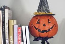 Halloween Decorating and Ideas / by Natalie Kennedy - Stampin' Up! Demonstrator