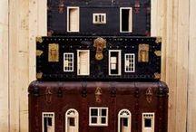 Dollhouses and miniatures / Follow my dollhouse flipping adventures at FlipThisMiniHouse.wordpress.com