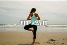 Fit With It / Motivate. Inspire. Move! / by Chobani