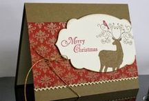 Christmas Cards, Tags, and Treat Holders / by Natalie Kennedy - Stampin' Up! Demonstrator