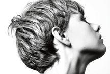 hair do / by Christine Welch-Meier