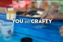 You So Crafty / ...and inspire us to be! / by Chobani