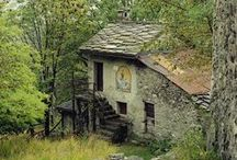 Old Stone Houses
