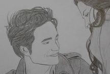 My Portraits & Drawings