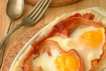 obsessed with breakfast  / by Christine Welch-Meier