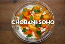 Chobani SoHo / The view from our NYC office's trendy SoHo neighborhood and a peek inside our 1st Mediterranean yogurt bar!  / by Chobani