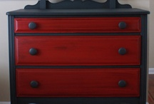 Annie Sloan Chalk Paint™ / by The Courtyard Kells