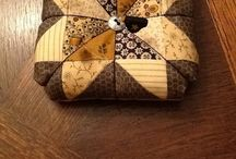 SEWING Pincushions / My newest obsession! / by Sandi Yarnell