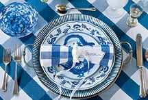 Tablescapes & Tableware
