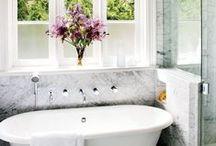 Bathroom Renovation / Bathroom renovation ideas. Tips, tricks and inspiration for remodeling a master bathroom. / by Wendy Nielsen