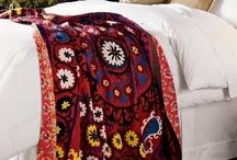 Pillows, Blankets, Textiles